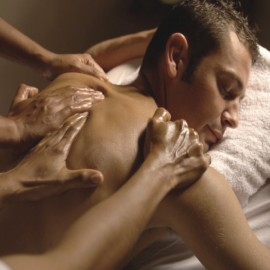 4 HANDS EROTIC MASSAGE